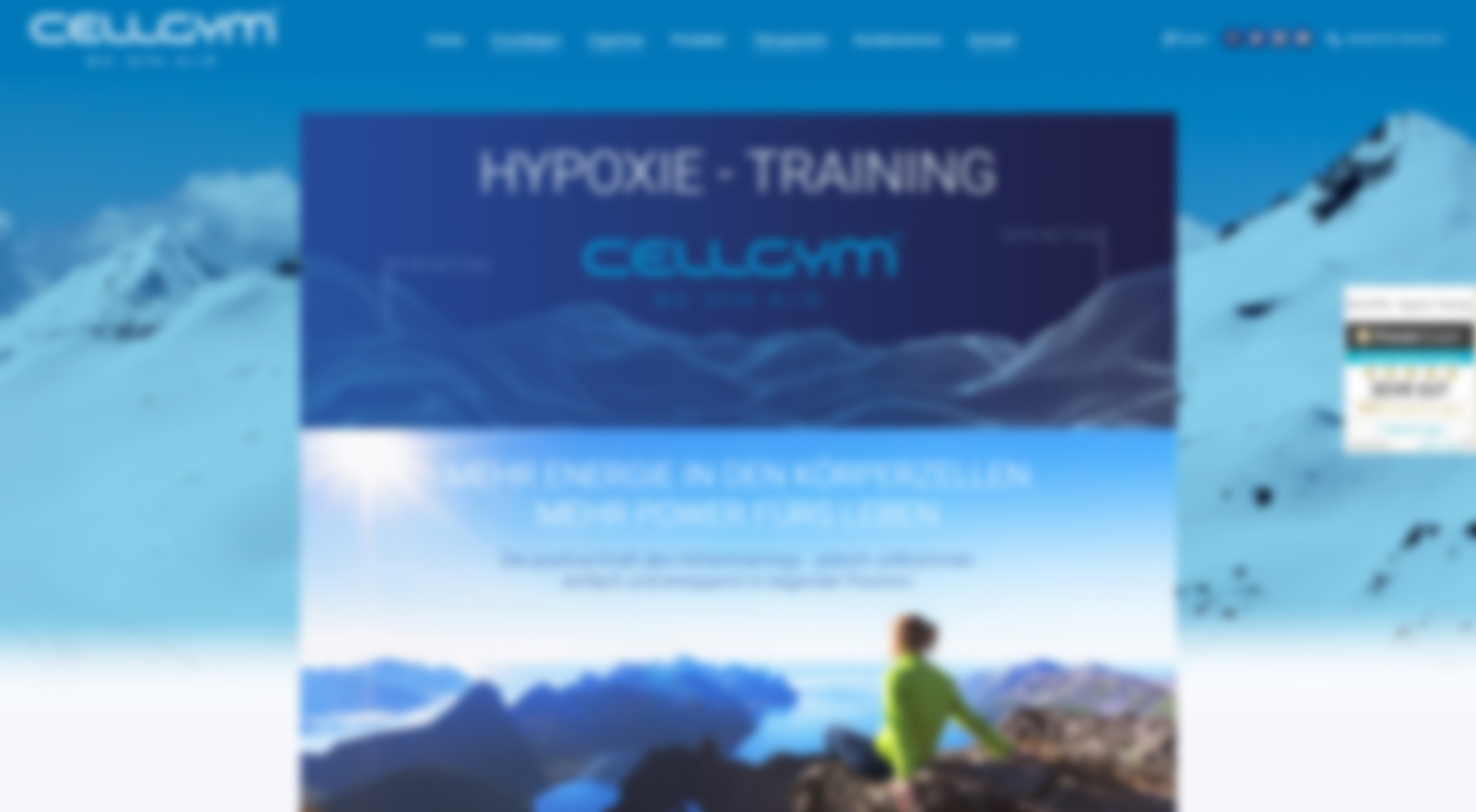 CELLGYM® SUISSE